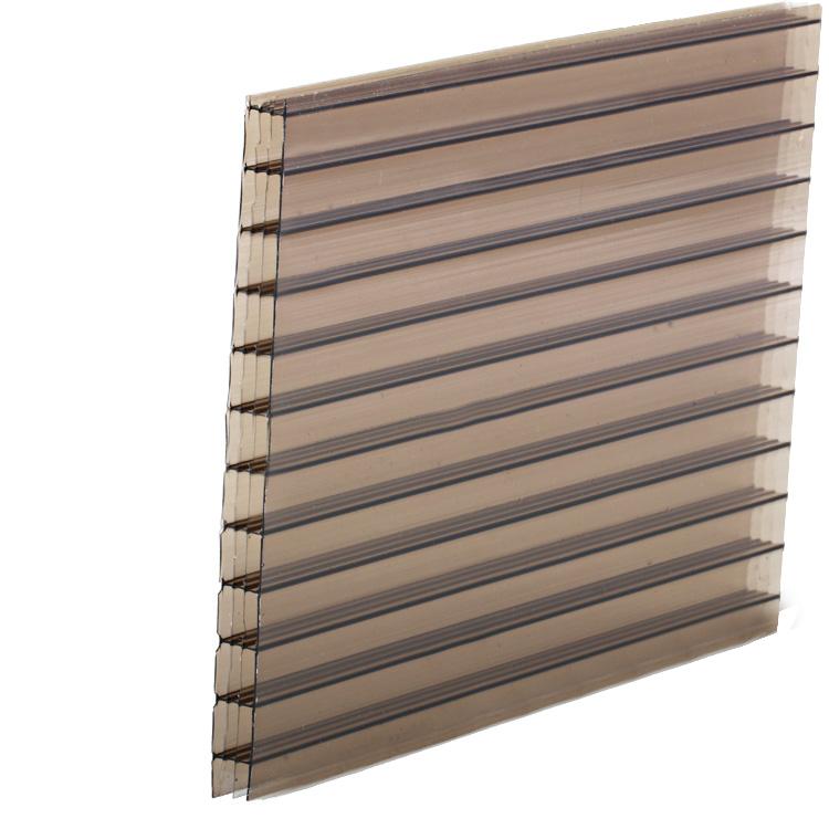 brown-hollow-polycarbonate-sheet