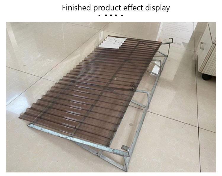 corrugated-polycarbonate-sheet